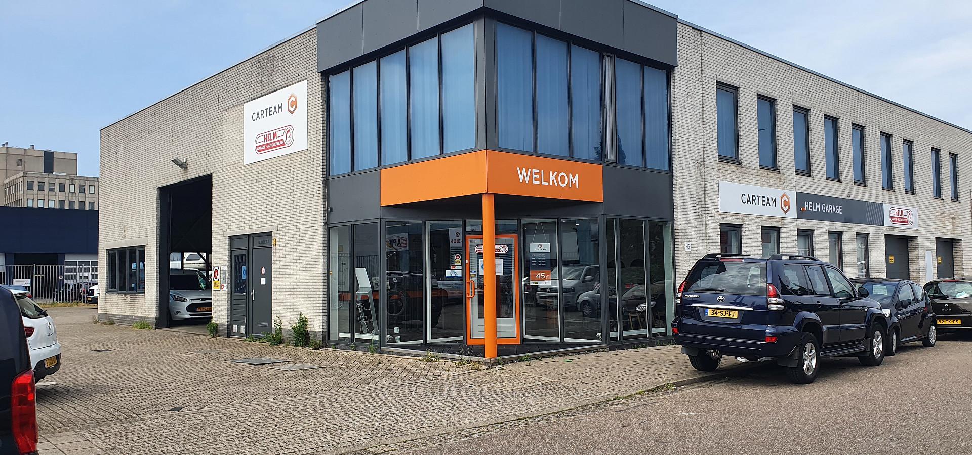 Carteam Helm Garage